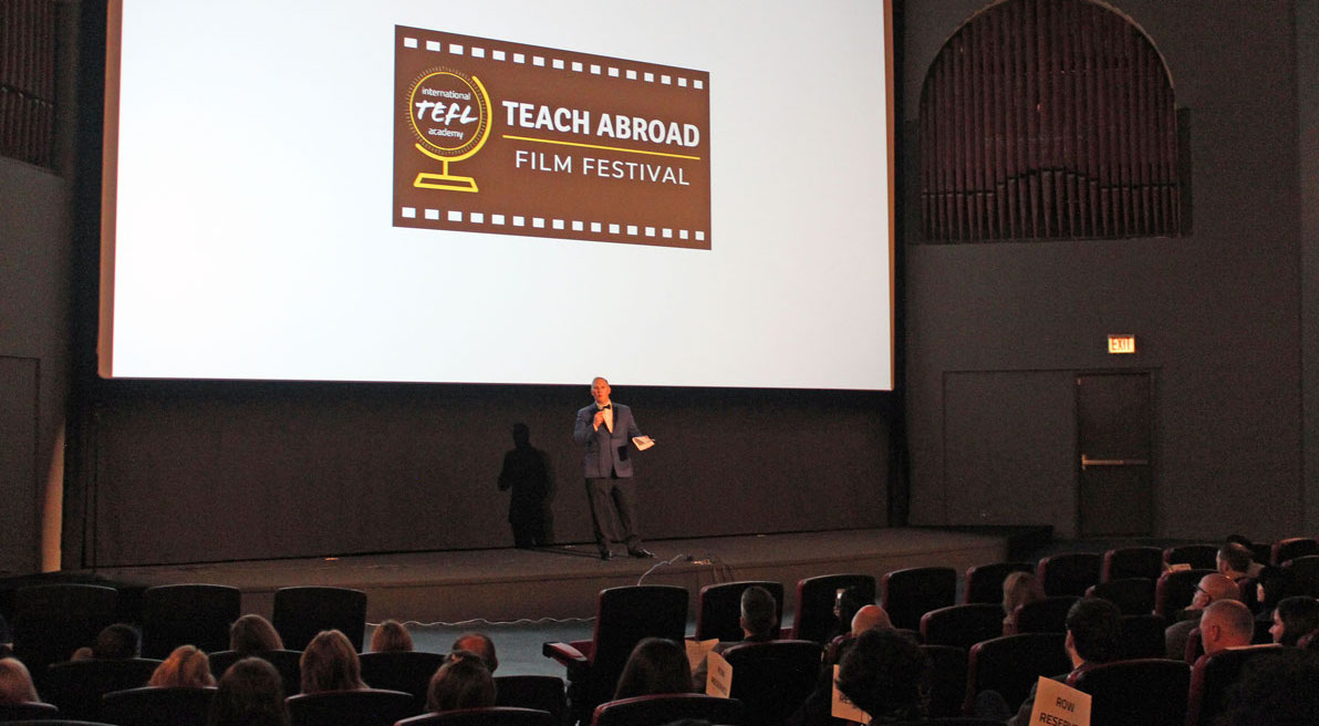 ITA's Teach Abroad Film Festival at The Davis Theater