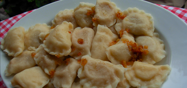 best pierogis in Poland