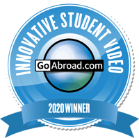 First Prize Winner of The 2020 Innovative Student Video Award