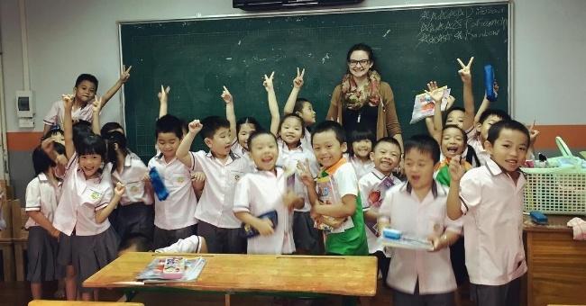 Teach English in Vietnam Visa