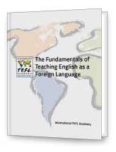 International TEFL academy textbook