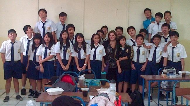 Indonesia Teaching English