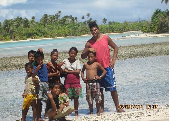Marshall Islands Teach English