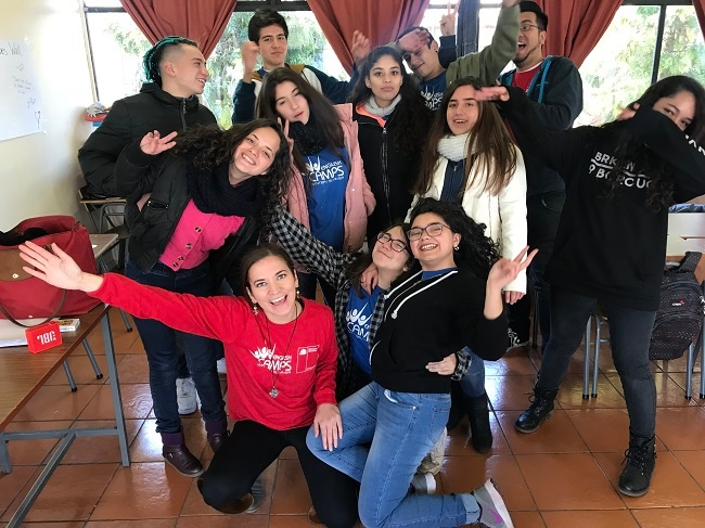 Teaching Engilsh in Chile