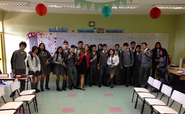 Teaching English in Chile