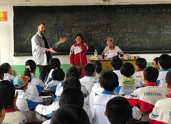 TEFL Classes for teaching English to Children