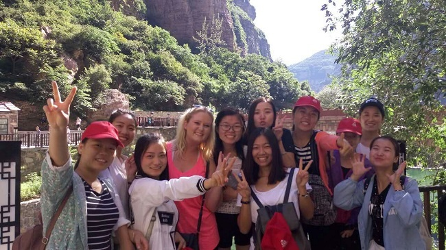 Teaching English in China?
