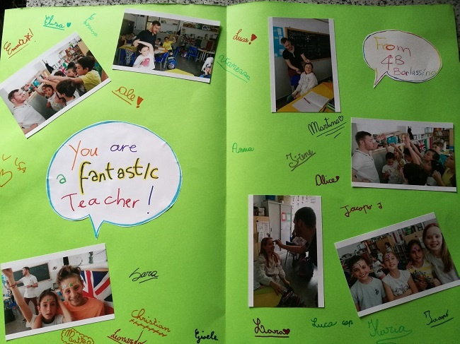 Teaching English Costa Rica Italy TEFL