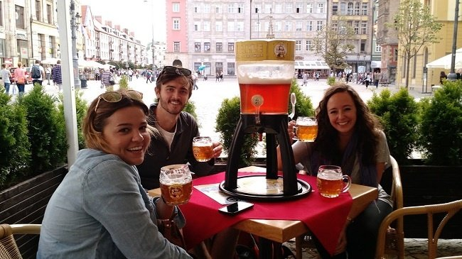 Get TEFL certified and teach English in Prague, Czech Republic