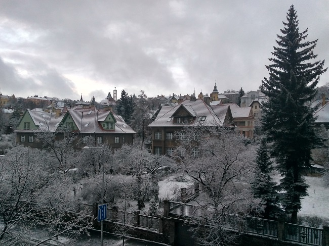 Life in the Czech Republic while teaching abroad