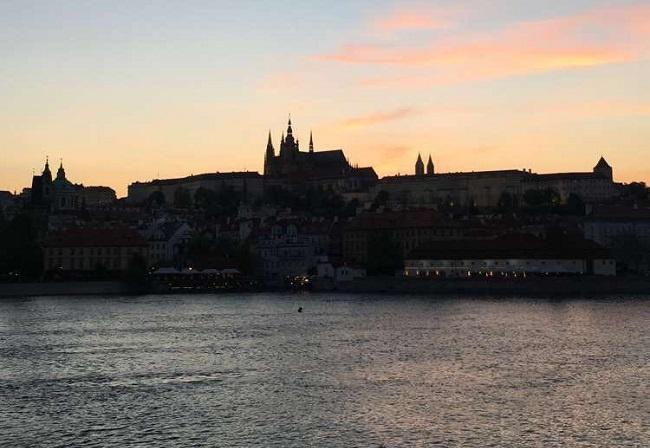 Prague, Czech Republic - English Teaching Market