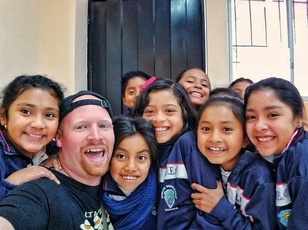 Visa for teaching English in Ecuador