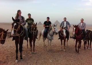 Teach English in Egypt TEFL