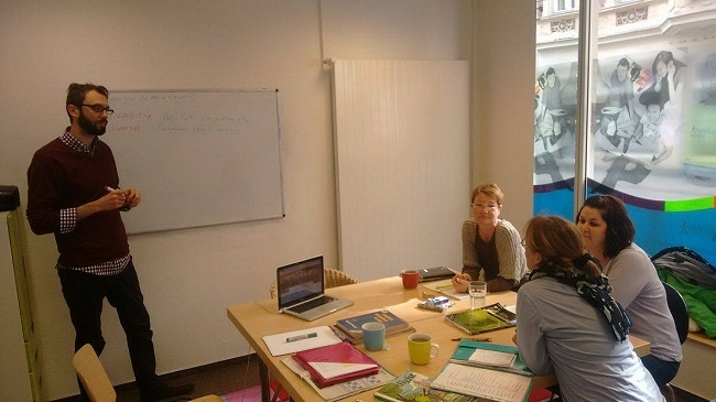 Teaching English in Germany Berlin