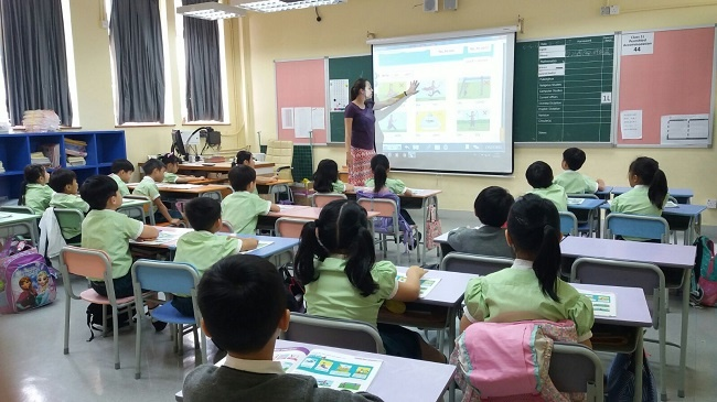 Teach English abroad with a Master's Degree