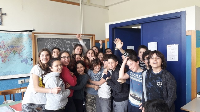 Teaching English Italy