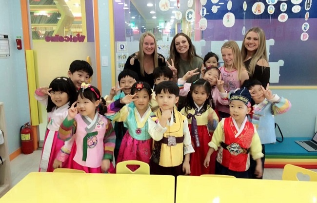Public School Programs for Teaching English in South Korea