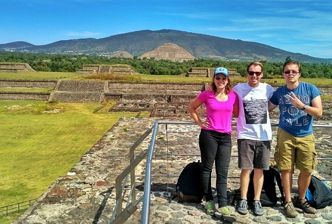 Teaching English in MexicoTeaching English in Mexico