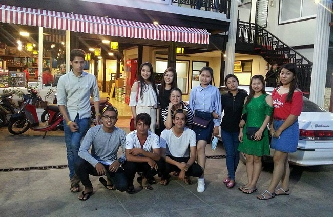 Teaching English in Myanmar