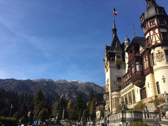 Teaching English in Romania
