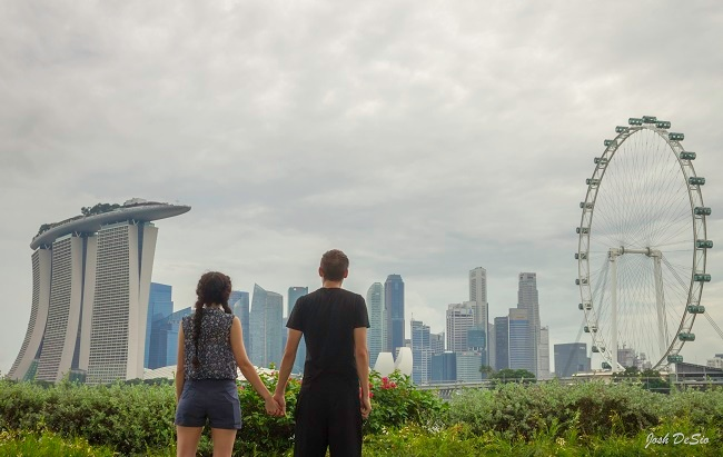 Teaching English in Singapore