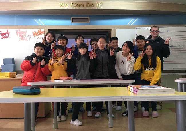 epik south korea tefl