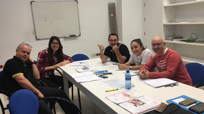 Teaching English in Madrid Spain