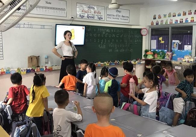 Teaching English in Thailand Chiang Mai