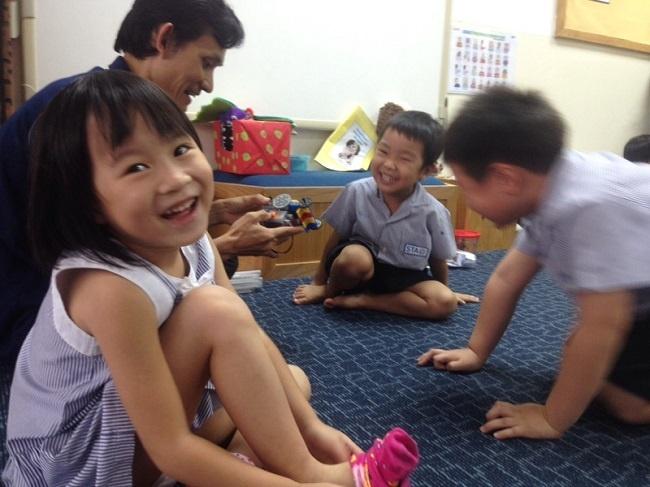 Teaching English in Asia Thailand