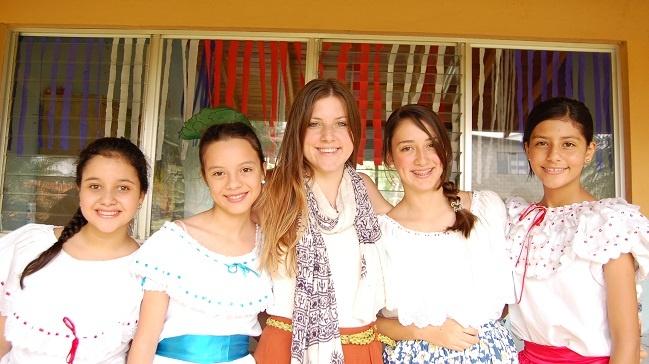 Choosing Latin America to teach English