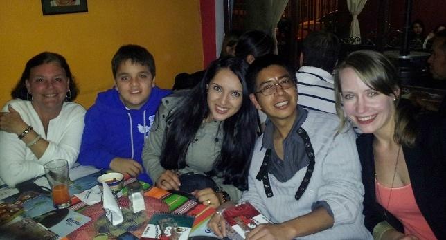 teach english abroad in ecuador