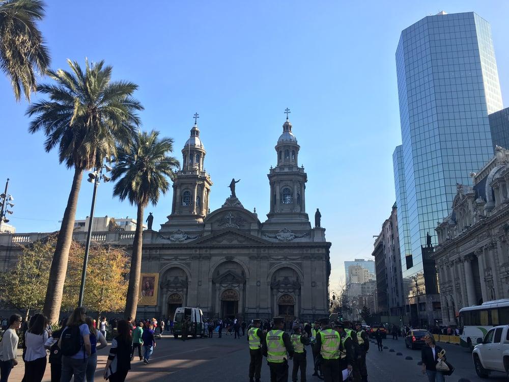 Teaching English in Uruguay Chile