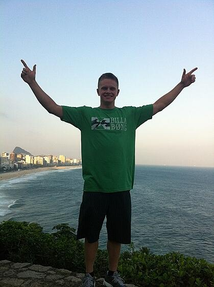 Earn your TEFL Certification and teach English in Brazil