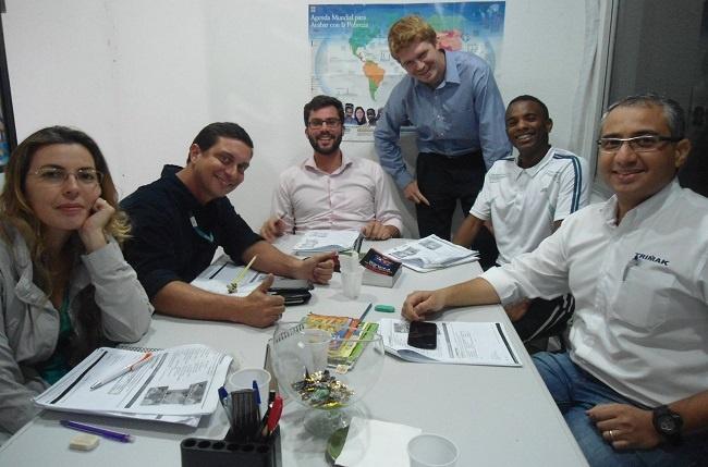 English teaching jobs in Rio de Janeiro