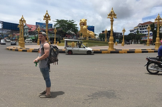 Teaching English in Phnom Penh, Cambodia - Alumni Q&A with Joshua Bottorff