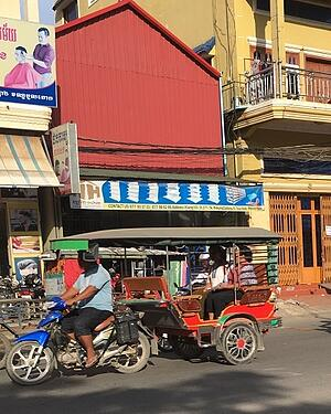 Teaching English Cambodia TEFL