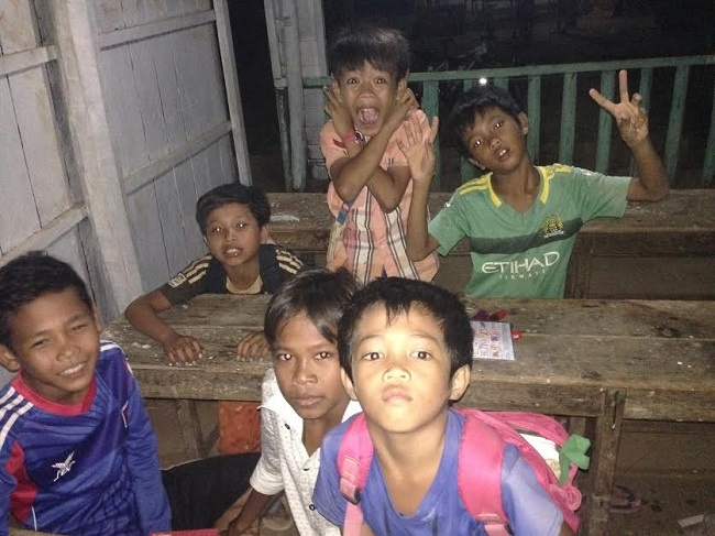 Get TEFL Certified and teach English to kids in Cambodia