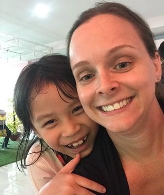 Teaching English in Cambodia Maura Buchman