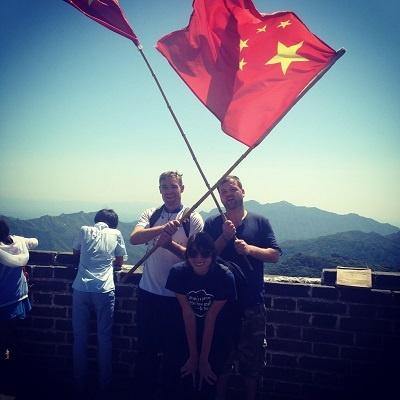 Teaching English in Fuzhou, China