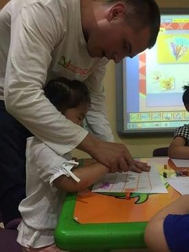 Teaching English in China Steven Anteau