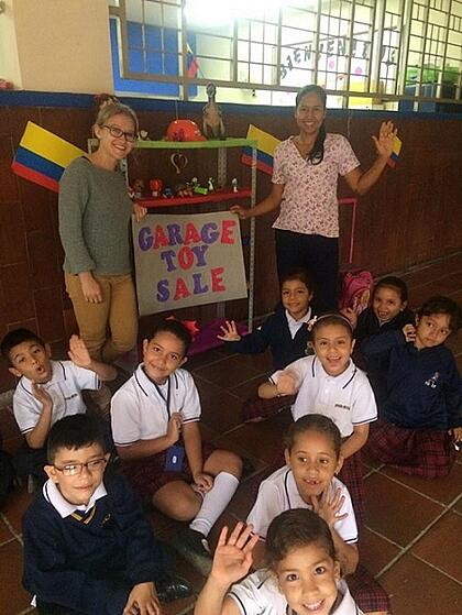 Teaching English Colombia