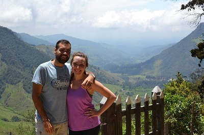 Teaching English in Colombia Sara McKinney