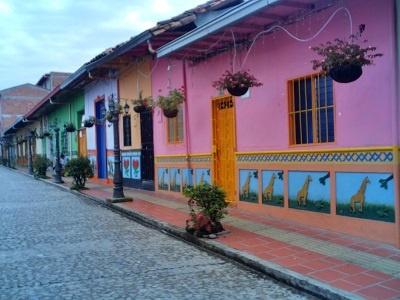 Teaching English in Colombia Sara McKinney
