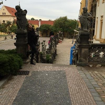 Teaching English in Czech Republic Prague Emma Grace Fairchild