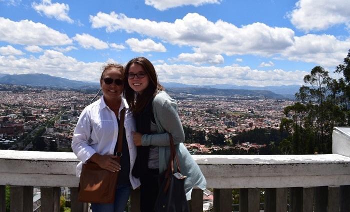 Ecuador Teaching English