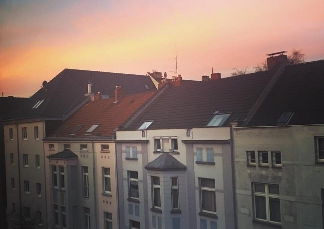 Adjusting to life teaching English in Dusseldorf, Germany