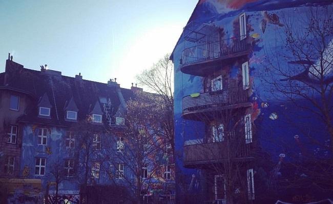 Teaching English in Dusseldorf, Germany