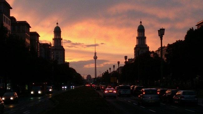 Teaching English in Berlin Germany