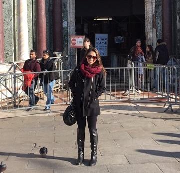Teaching English in Italy by ITA graduate Alyssa Darah