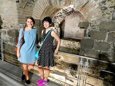 Teaching English in Sicily Rebecca Sparagowski
